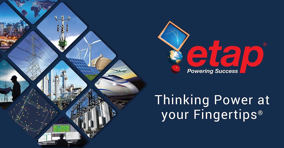 Training Electrical Power Analysis Using ETAP